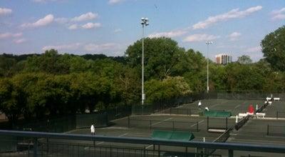 Photo of Tennis Court Bitsy Grant Tennis Center at 2125 Northside Dr Nw, Atlanta, GA 30305, United States