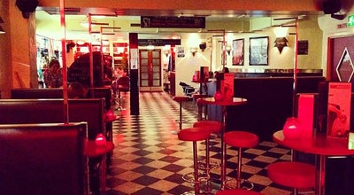 Photo of American Restaurant The City Cafe at 19 Blair Street, Edinburgh EH1 1QR, United Kingdom