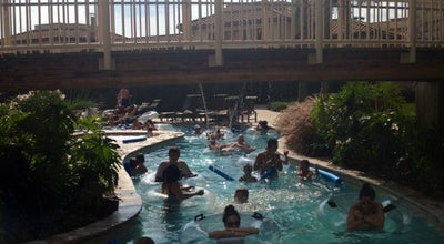 Photo of Water Park L'auberge Resort Poolside at United States