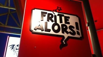 Photo of Fast Food Restaurant Frite Alors! at 680 Rue, Montréal, QC H3B 1C2, Canada