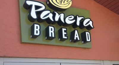 Photo of Cafe Panera Bread at 600 Tingle Court, St Augustine, FL 32086, United States