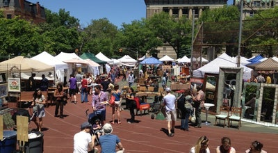 Photo of Tourist Attraction Fort Greene Flea at 176 Lafayette Ave, Brooklyn, NY 11238, United States