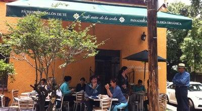 Photo of Tea Room La Ruta de la Seda at Aurora 1, Coyoacán 04010, Mexico