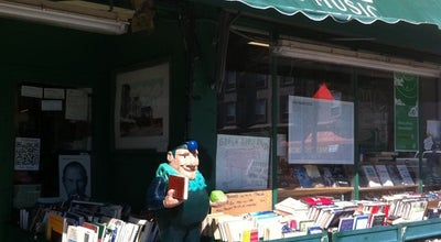 Photo of Tourist Attraction Green Apple Books & Music at 506 Clement St, San Francisco, CA 94118, United States