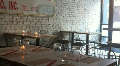 Photo of Asian Restaurant Chop Shop at 254 10th Avenue, New York, NY 10001, United States