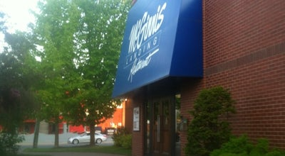 Photo of American Restaurant Mcginnis Landing at 280 King St, Fredericton, NB E3B 1E2, Canada