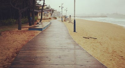 Photo of Beach 속초해수욕장 (Sokcho Beach) at 해오름로 190, 속초시 24886, South Korea