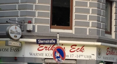 Photo of German Restaurant Erika's Eck at Sternstr. 98, Hamburg 20357, Germany