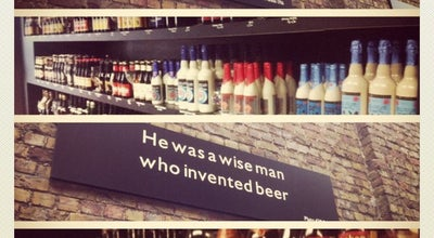 Photo of Beer Garden 2be - The Beer Wall at Wollestraat 53, Brugge 8000, Belgium