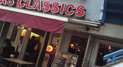 Photo of Burger Joint AS CLASSICS DINER 駒沢本店 at 八雲5-9-22, 目黒区 152-0023, Japan