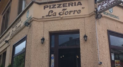 Photo of Italian Restaurant Pizzeria La Torre at 82 Avenue Du Bois, Luxembourg District 1250, Luxembourg