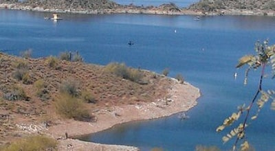 Photo of Lake Lake Pleasant Regional Park at 41845 N Castle Hot Springs Rd, Peoria, AZ 85342, United States