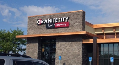 Photo of American Restaurant Granite City Food & Brewery at 699 W Big Beaver Rd, Troy, MI 48084, United States