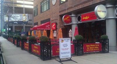 Photo of Mediterranean Restaurant Emilio's Tapas at 215 E Ohio St, Chicago, IL 60611, United States
