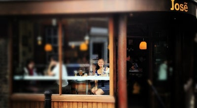 Photo of Tapas Restaurant José at 104 Bermondsey St, London SE1 3UB, United Kingdom