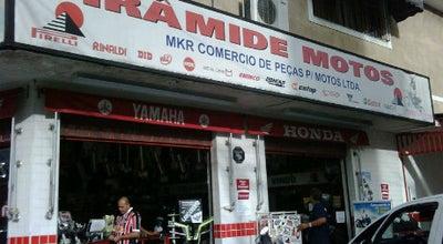 Photo of Motorcycle Shop Pirâmide Motos at R. Genésia B. Tarantino, 397, São José dos Campos, Brazil