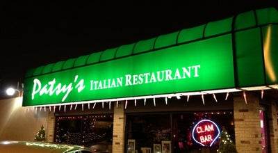 Photo of Italian Restaurant Patsy's at 332 Bergen Blvd, Fairview, NJ 07022, United States