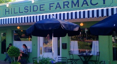 Photo of American Restaurant Hillside Farmacy at 1209 E 11th St, Austin, TX 78702, United States