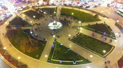 Photo of Monument / Landmark Plaza Moyua at Bilbao, Spain