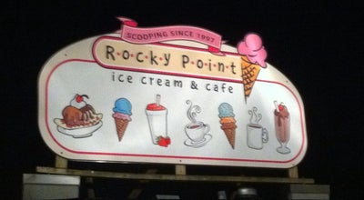 Photo of Restaurant Rocky Point Ice Cream Store at 2800 Murray St, Port Moody V3H 1X2, Canada