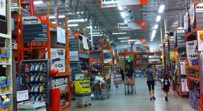 Photo of Hardware Store The Home Depot at 6335 S Florida Ave, Lakeland, FL 33813, United States