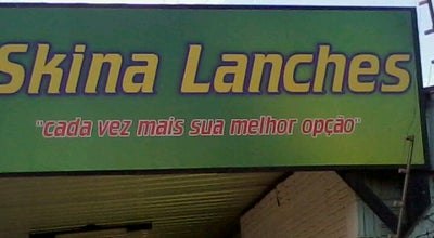 Photo of Burger Joint Skina Lanches at R. Floriano Peixoto, Dourados, Brazil