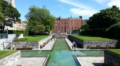 Photo of Botanical Garden Garden of Remembrance at Parnell Sq., Dublin 1, Ireland