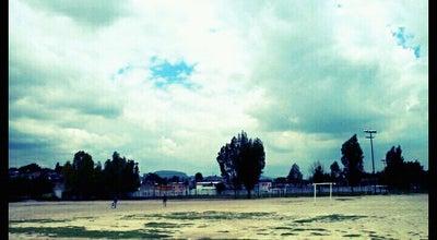 Photo of Basketball Court Deportivo Zaragoza at Atizapan de Zaragoza, Mexico
