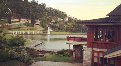 Photo of Steakhouse Churrascaria Lago Sul at Estr. Ayrton Senna, S/n, Petropolis 25650-340, Brazil