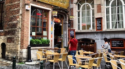 Photo of Belgian Restaurant Poechenellekelder at Rue Du Chene 5, Brussels 1000, Belgium