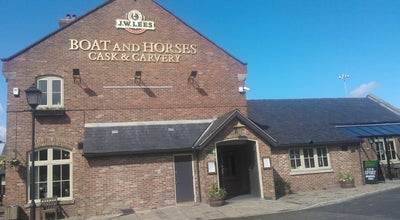 Photo of Bar Boat and Horses at Broadway, Chadderton OL9 8AU, United Kingdom