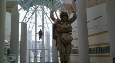 Photo of Tourist Attraction Airborne and Special Operations Museum at 100 Bragg Blvd, Fayetteville, NC 28301, United States