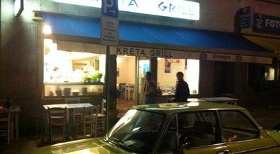 Photo of Mediterranean Restaurant Kreta Grill at Nordendstr. 60, Munich 80801, Germany