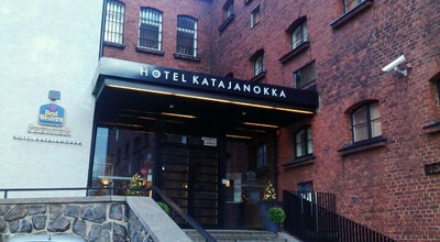 Photo of Hotel Hotel Katajanokka at Merikasarminkatu 1a, Helsinki 00160, Finland