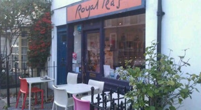 Photo of Cafe Royal Teas at 76 Royal Hill, London SE10 8RT, United Kingdom