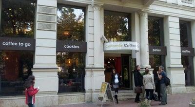 Photo of Coffee Shop California Coffee Company at Kálvin Tér 12., Budapest 1088, Hungary
