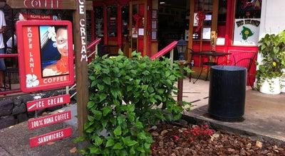 Photo of Coffee Shop Kope Lani Coffee & Ice Cream at 75-5719 Alii Dr, #e, Kailua Kona, HI 96740, United States