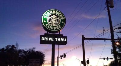 Photo of Coffee Shop Starbucks at 629 Blanding Blvd, Orange Park, FL 32073, United States
