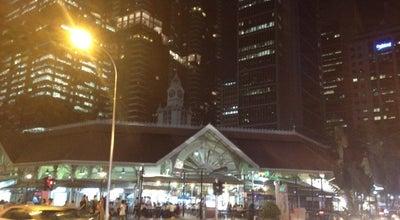 Photo of Historic Site Lau Pa Sat Festival Pavilion at 18 Raffles Quay Telok Ayer Festival Market, Singapore 048582, Singapore