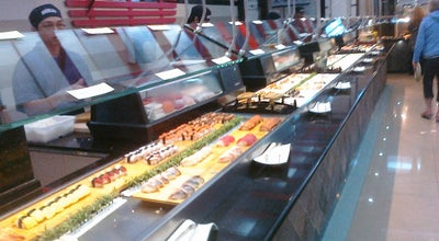 Photo of Japanese Restaurant Shinju Japanese Buffet at 3305 University Drive, Davie, FL 33328, United States