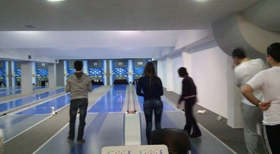 "Photo of Bowling Alley Куглана ""Борис Трајковски"" at Bul. 8-mi Septemvri, Skopje 1000, Macedonia"