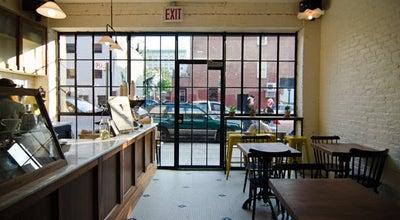 Photo of Ice Cream Shop Van Leeuwen at 85 Bergen St, Brooklyn, NY 11201, United States