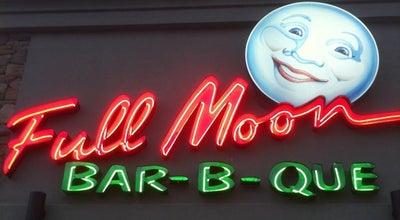 Photo of American Restaurant Full Moon Bar-B-Que - Bessemer at 5042 Bond Blvd, Bessemer, AL 35022, United States