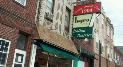 Photo of Italian Restaurant Isgro Pastries at 1009 Christian St, Philadelphia, PA 19147, United States