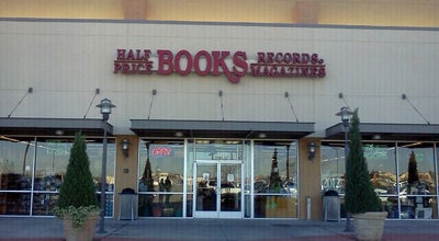 Photo of Bookstore Half Price Books at 3085 N Pres. George Bush Hwy, Garland, TX 75040, United States