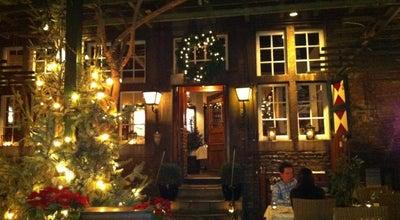Photo of French Restaurant Petit Bonheur at Kapoenstraat 32 6211kw Maastricht, Maastricht, Netherlands