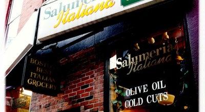 Photo of Italian Restaurant Salumeria Haliana at 151 Richmond St, Boston, MA 02113, United States