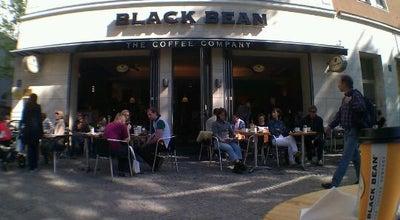 Photo of Coffee Shop Black Bean at Münchner Freiheit 12, München 80802, Germany
