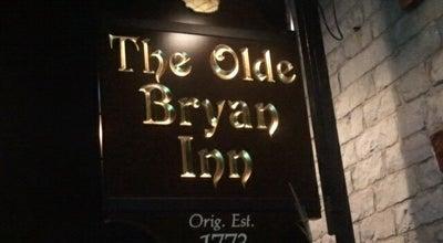 Photo of Gastropub Olde Bryan Inn at 123 Maple Ave, Saratoga Springs, NY 12866, United States