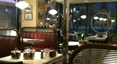 Photo of Diner Flo's Diner at 70 Yorkville Ave, Toronto, Ca M5R 1B9, Canada
